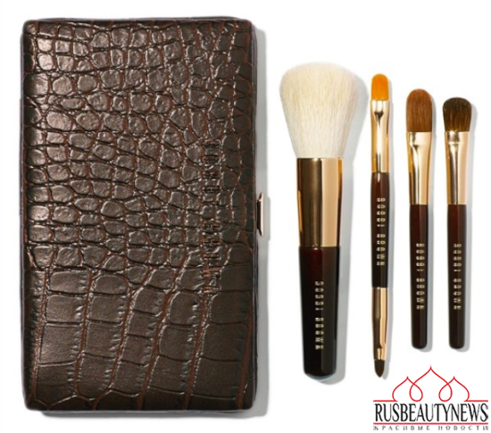 Bobbi Brown Holiday Gift Giving Collection for Holiday 2014 tavel br