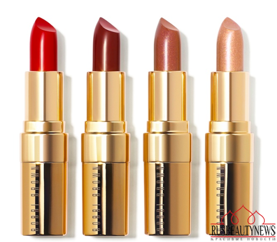 Bobbi Brown Scotch on the Rocks Collection for Holiday 2014 lipp