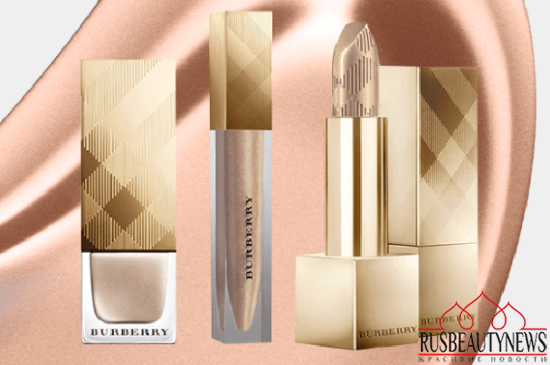 Burberry Beauty Christmas 2014 Collection