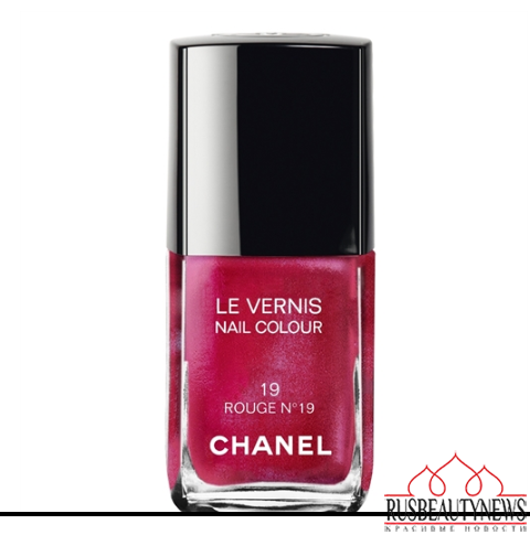 Chanel Les Rouges Culte Collection 19