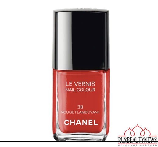 Chanel Les Rouges Culte Collection 38
