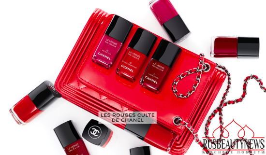 Chanel Les Rouges Culte Collection