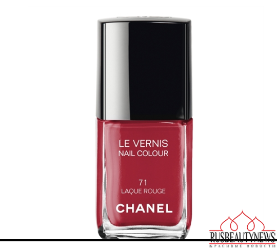 Chanel Les Rouges Culte Collection 71