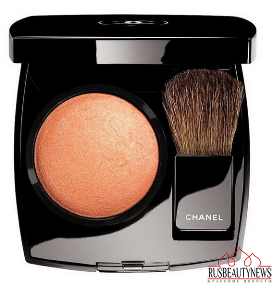 Chanel Plumes Précieuses de Chanel Holiday 2014 Collection blush