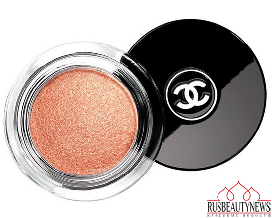 Chanel Plumes Précieuses de Chanel Holiday 2014 Collection  eyeshadow