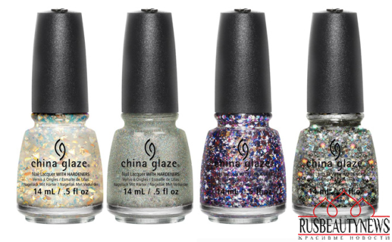 China Glaze Pop Top Fall 2014 Collection 3