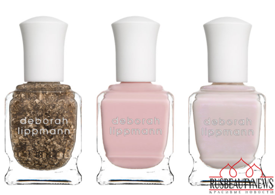 Deborah Lippmann Barneys New York Exclusive Collection 2014 color1