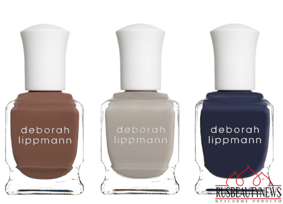 Deborah Lippmann Barneys New York Exclusive Collection 2014 color2