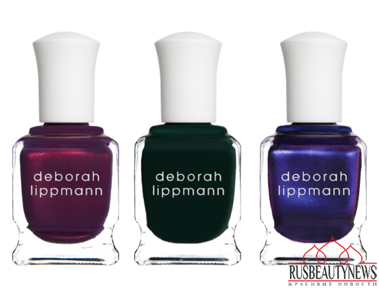 Deborah Lippmann Barneys New York Exclusive Collection 2014 color3