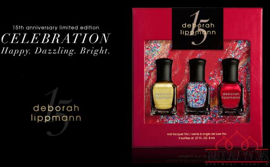 Deborah Lippmann Celebrates 15th Anniversary 1