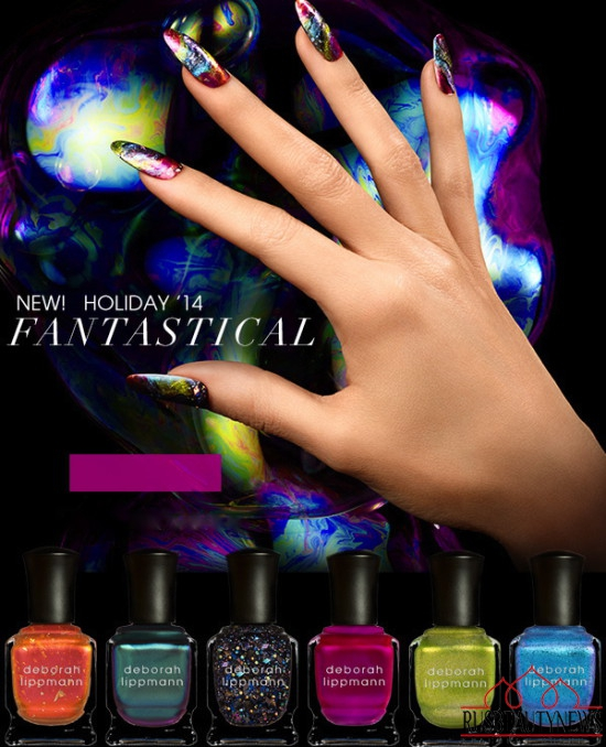 Deborah Lippmann Fantastical Collection – Holiday 2014
