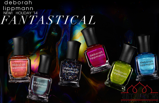Deborah Lippmann Fantastical Collection – Holiday 2014 look2