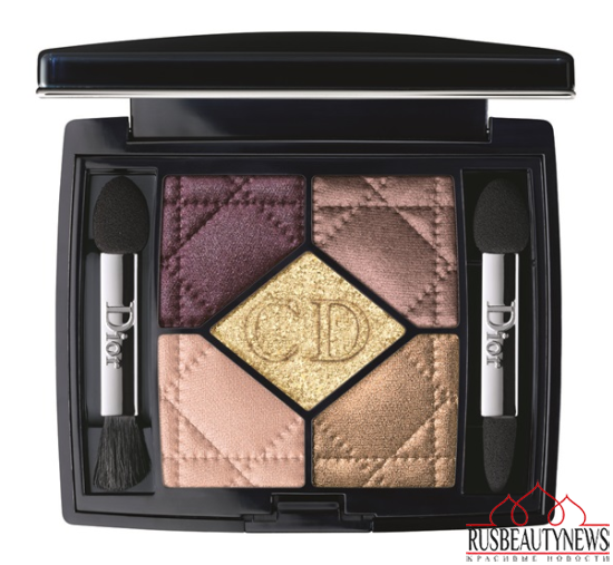 Dior Golden Shock Collection for Holiday 2014 eye1