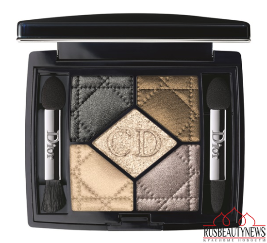 Dior Golden Shock Collection for Holiday 2014 eye2