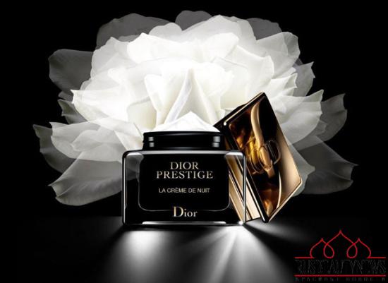 Dior Prestige Le Nectar and La Creme de Nuit  cream