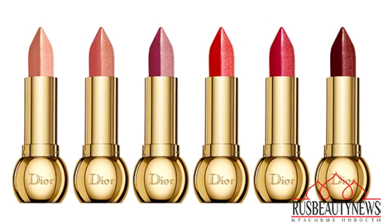 Diorific Golden Shock Colour Lip Duo