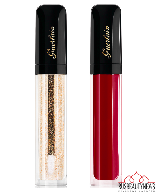 Guerlain Un Soir a L'Opera Christmas 2014 Collection lippgloss