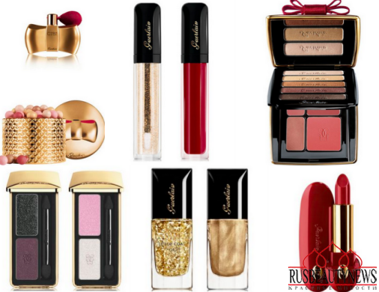 Guerlain Un Soir a L'Opera Christmas 2014 Collection look2