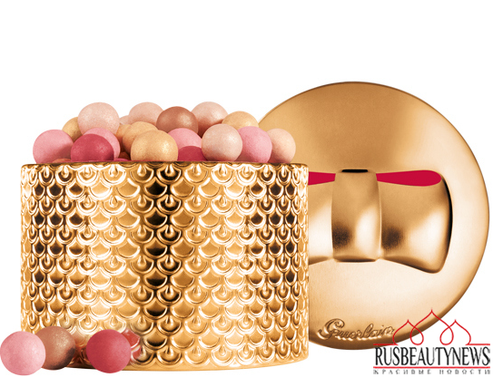 Guerlain Un Soir a L'Opera Christmas 2014 Collection meteorites