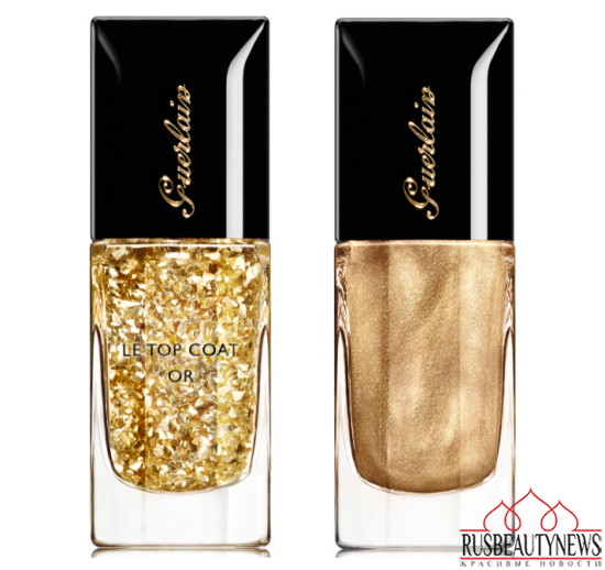 Guerlain Un Soir a L'Opera Christmas 2014 Collection nail