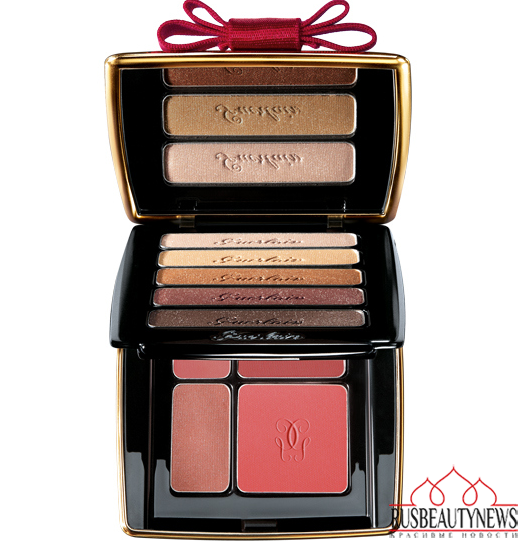Guerlain Un Soir a L'Opera Christmas 2014 Collection palette