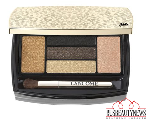 Lancome Parisian Lights Makeup Collection Holiday 2014 eyepalette
