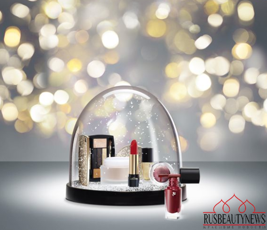 Lancome Parisian Lights Makeup Collection Holiday 2014 lok2