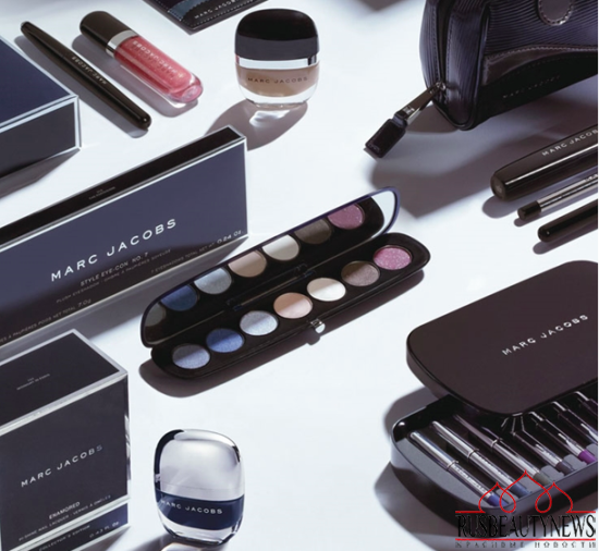 Marc Jacobs Makeup Collection for Holiday 2014