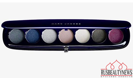 Marc Jacobs Makeup Collection for Holiday 2014 eyepalette