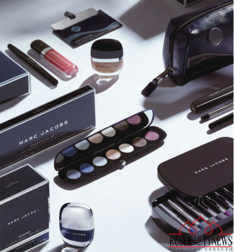 Marc Jacobs Makeup Collection for Holiday 2014 look2