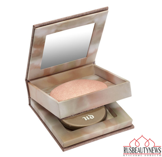 Urban Decay Naked Illuminated Shimmering Powder For Face & Body look2