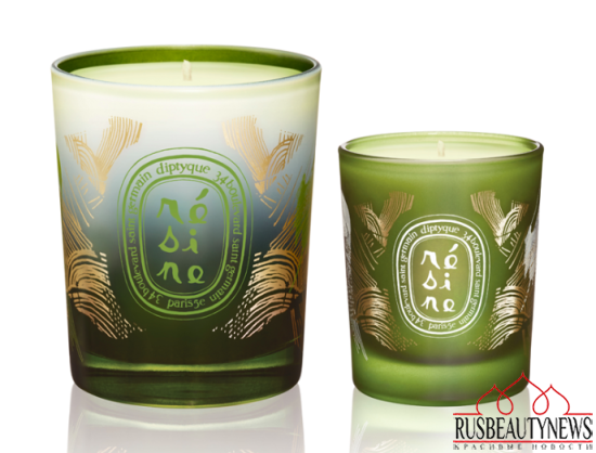 Diptyque Winter Landscapes Collection pine