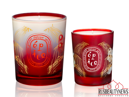 Diptyque Winter Landscapes Collection spice