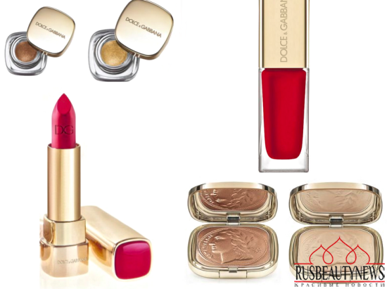 Dolce & Gabbana Make-Up Collector's Edition for Holiday 2014