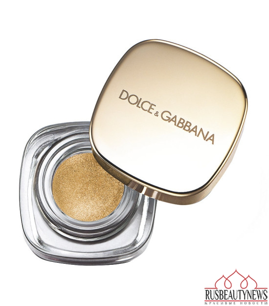 Dolce & Gabbana Make-Up Collector's Edition for Holiday 2014  eyeshadow1