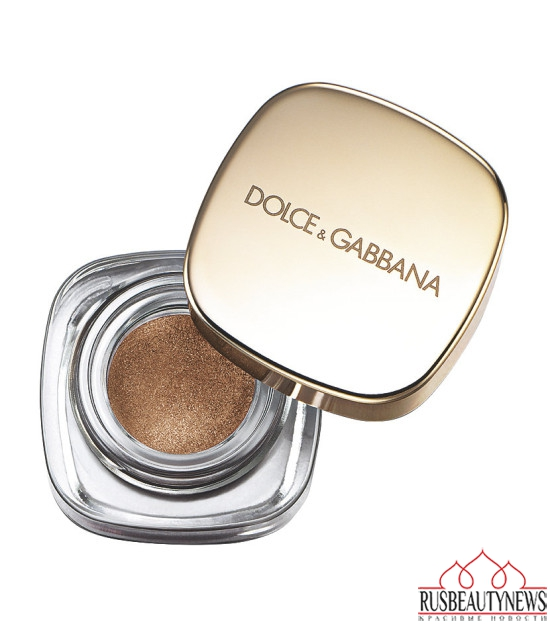 Dolce & Gabbana Make-Up Collector's Edition for Holiday 2014 eyeshadow2