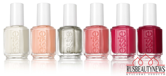 Essie Collection Jiggle Hi Jiggle Low Winter 2014 Collection look1