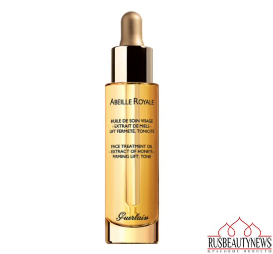 Guerlain Abeille Royale Face Treatment Oil look2