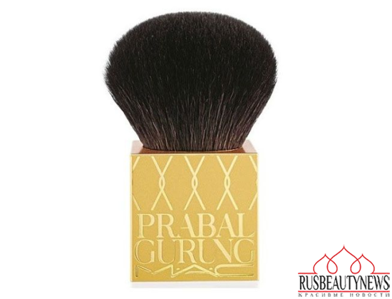 MAC Prabal Gurung Holiday 2014 Collection brush