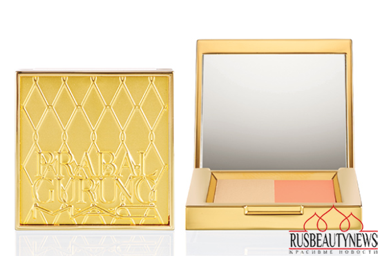 MAC Prabal Gurung Holiday 2014 Collection eye