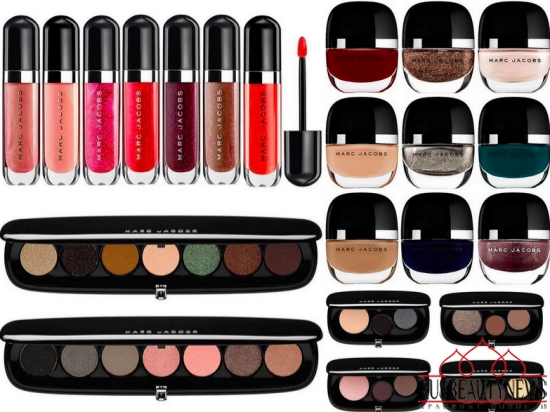 Marc Jacobs Beauty Winter 2014 Collection