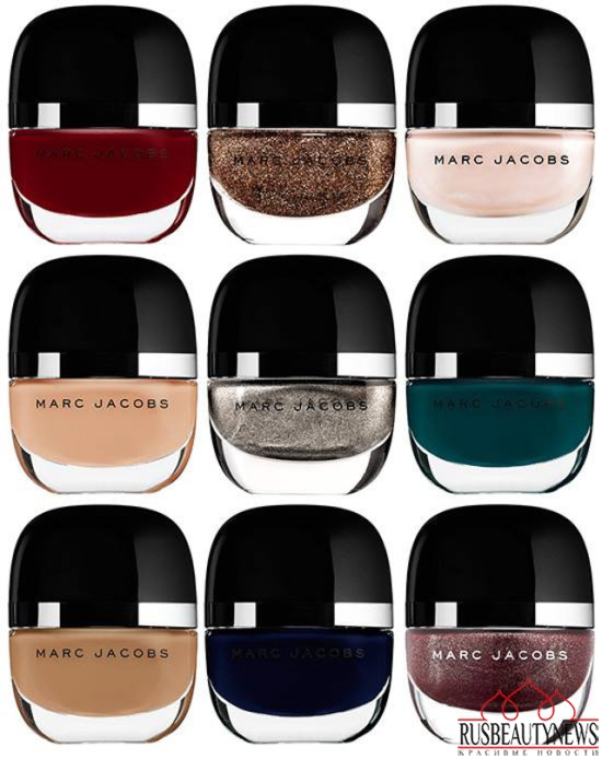 Marc Jacobs Beauty Winter 2014 Collection nail