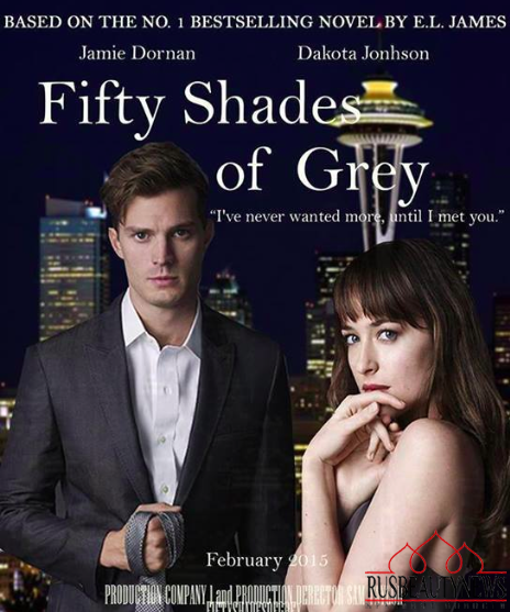 OPI Fifty Shades of Grey Collection movie2