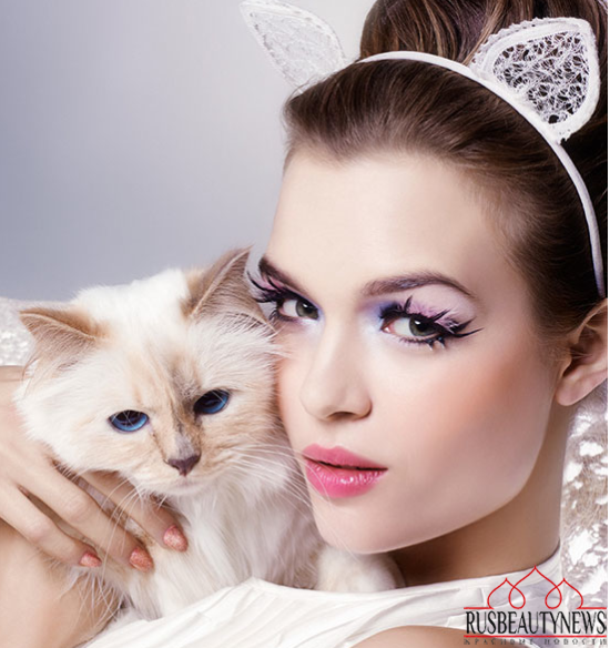 Shu Uemura Shupette Holiday 2014 Collection