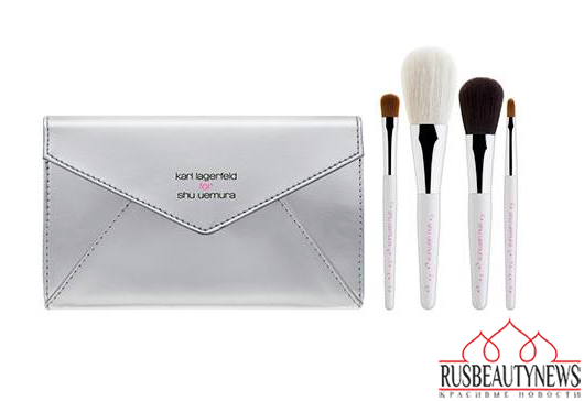Shu Uemura Shupette Holiday 2014 Collection brush