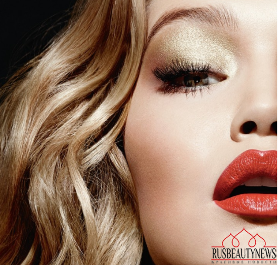 Tom Ford Holiday 2014 Makeup Collection look
