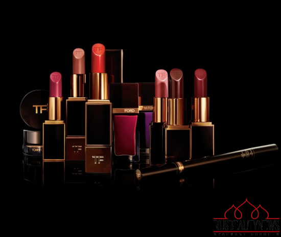 Tom Ford Holiday 2014 Makeup Collection look2