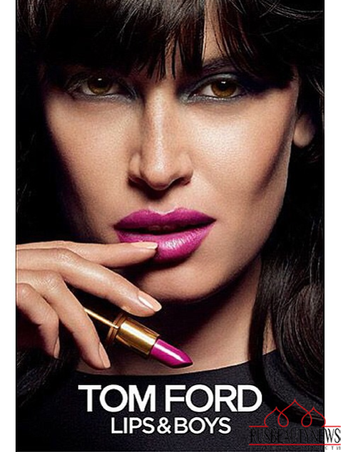 Tom Ford Lips&Boys Collection look2