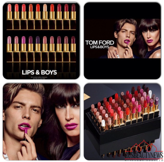 Tom Ford Lips&Boys Collection look4