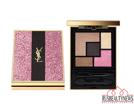 YSL Makeup Collection for Spring 2015 eye palette